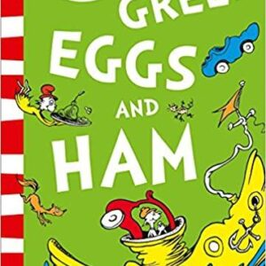 DR SEUSS GREEN EGGS AND HAM