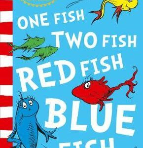 DR SEUSS ONE FISH, TWO FISH, RED FISH, BLUE FISH PB