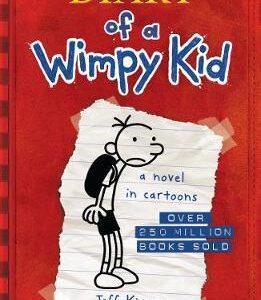 DIARY OF A WIMPY KID 1: DIARY OF A WIMPY KID PB A FORMAT