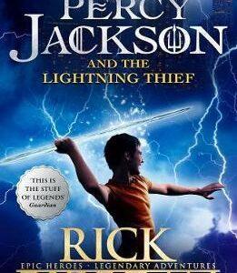 PERCY JACKSON 1: AND THE LIGHTNING THIEF PB B