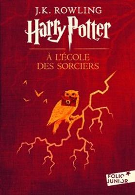 FOLIO JUNIOR : HARRY POTTER A L'ECOLE DES SORCIERS N/E POCHE