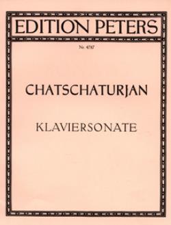 KHACHATURIAN - SONATA
